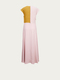 OTTOD' AME Maxi-Kleid in Rosa
