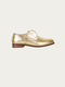 HUDSON Schuhe Lotta Calf in Gold