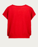 AMERICAN VINTAGE  Kurzarm-Pullover in Rot