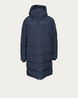 SCANDINAVIAN EDITION Parka Wave in Dunkelblau