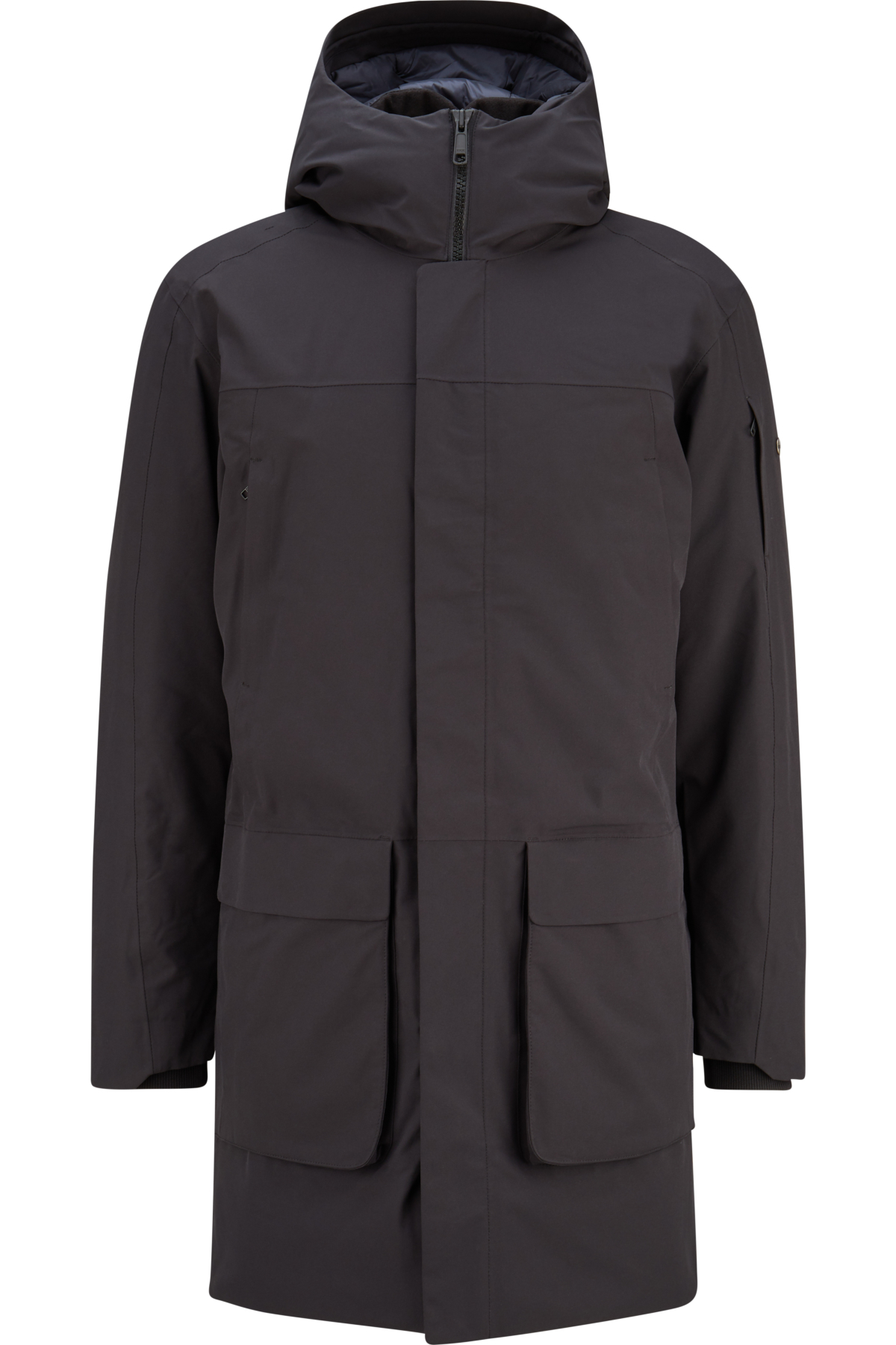 Scandinavian Edition Outdoorparka in Schwarz 439385