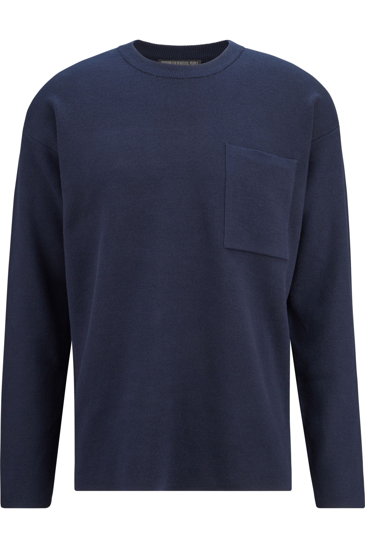DRYKORN Pullover in Navy 435809