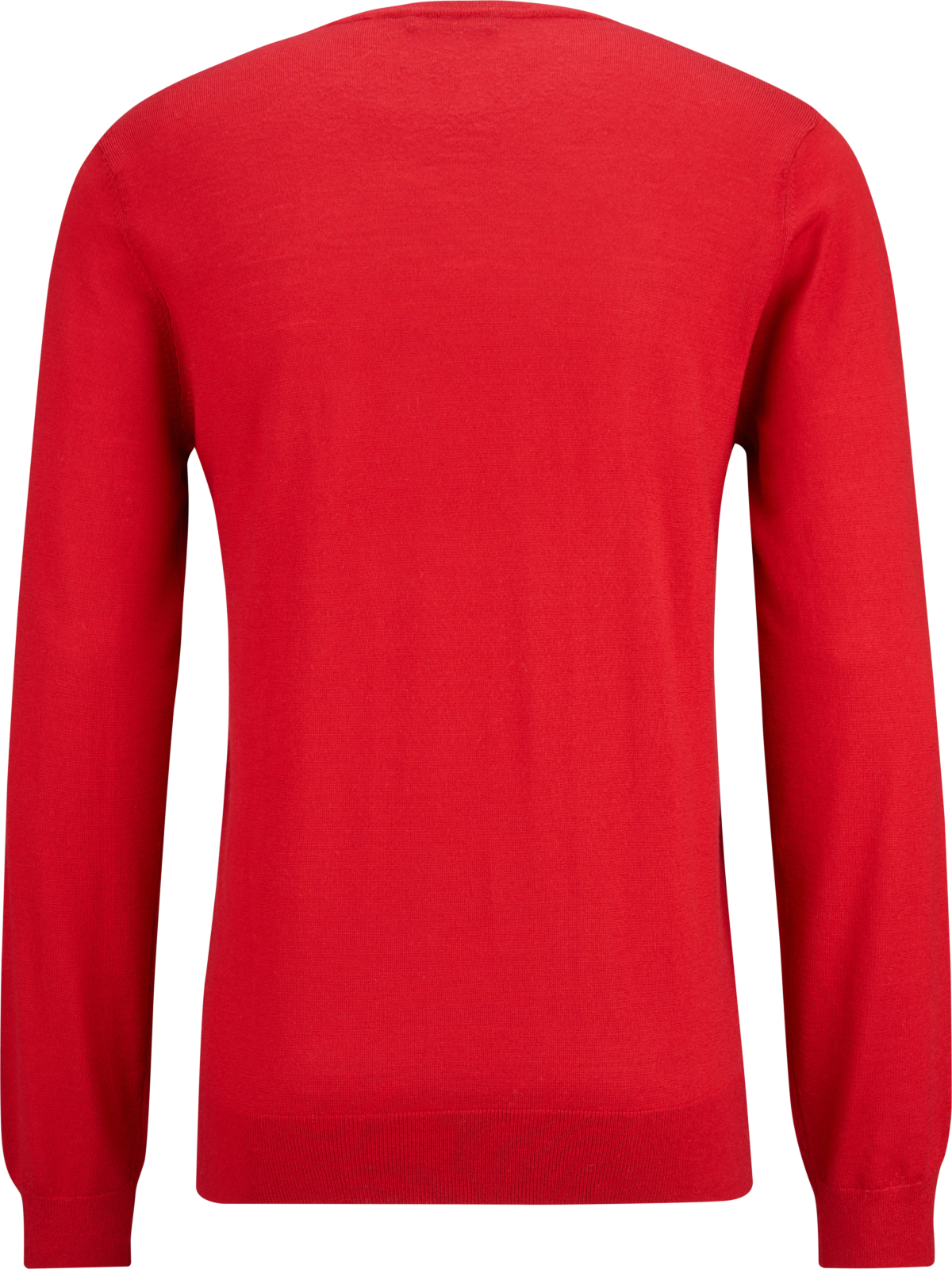 Greta & Luis Pullover in Rot 437517